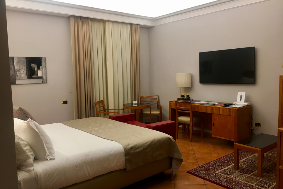 Junior Suites Anfiteatro